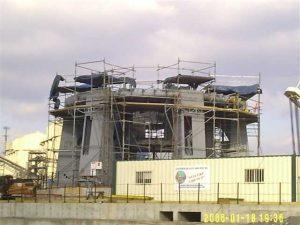 essroc raw mill base